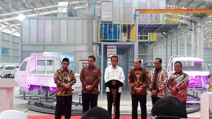 Jajal Mobil Esemka, Jokowi: Saya Sudah Coba, Kalau Beli Produk Lain Apalagi Impor Kebangetan