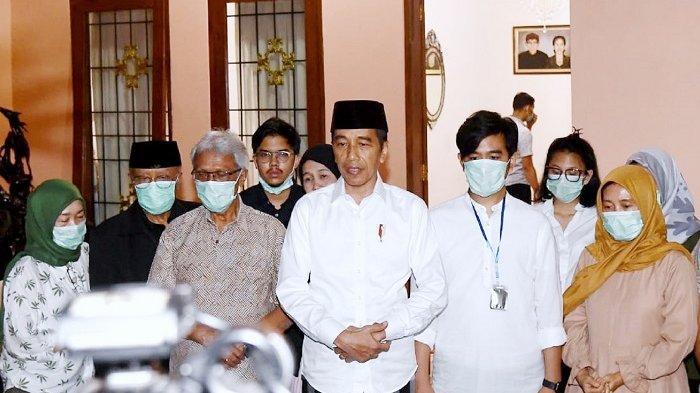 Penggali Kubur yang Layani Keluarga Presiden Jokowi Ternyata Tak Pernah Minta Upah, Begini Alasannya