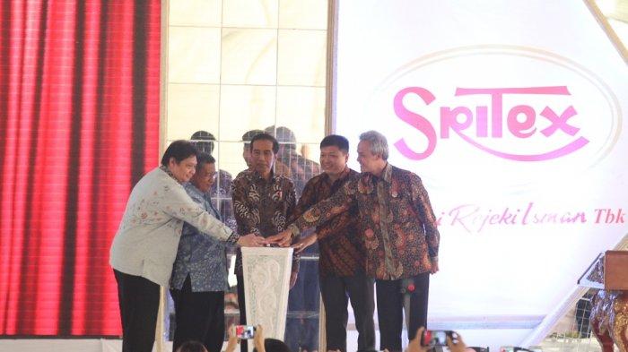Sritex Raih Predikat Khusus The IDX Best Blue 2017