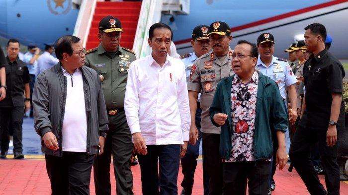 Terkait Progres Pembangunan Tol Aceh, Jokowi: Saya Kaget Kecepatannya Luar Biasa