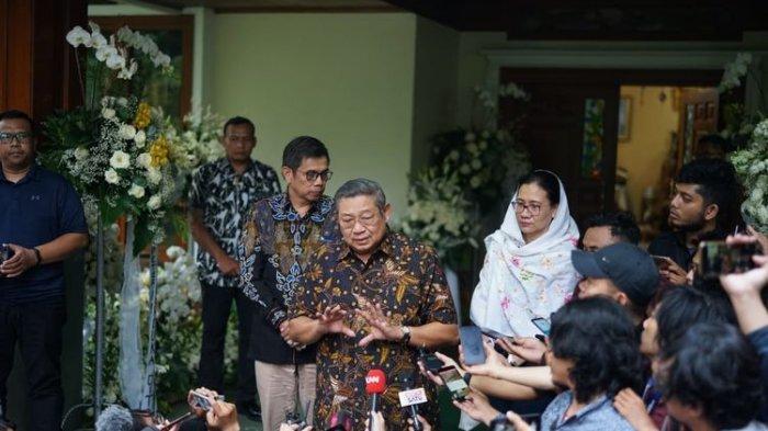 Prabowo Ungkit Pilihan Politik Ani Yudhoyono Saat Pilpres, SBY Keberatan