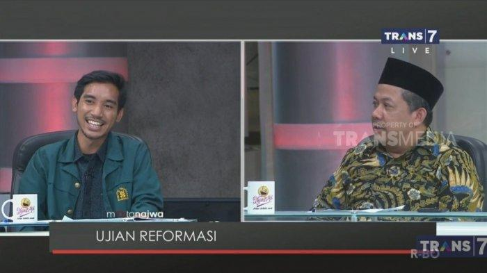 Presiden KM ITB: Ini Dewan Perwakilan Fahri Hamzah Bukan Dewan Perwakilan Rakyat Indonesia