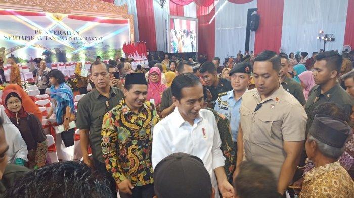 Jokowi Siap Copot Menteri & Kepala Dinas, Apabila Hingga 2024 Soal Sertifikat Tanah Tak Selesai