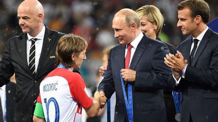 Rusia Gagalkan 25 Juta Serangan Peretas Selama Piala Dunia