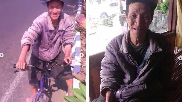 Cerita Haru dari Solo, Pria ini Naik Sepeda Solo-Pasuruan Hanya Demi Kembalikan Dompet ke Pemiliknya