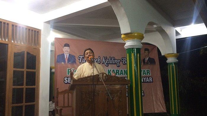 Prijo Anggoro Akan Serahkan Bantuan Operasional Ketua RT dan RW di Karanganyar