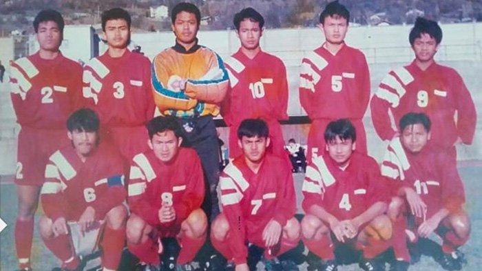 Profil Haryanto 'Tommy' Prasetyo, Asisten Pelatih Persis Solo, Dulu Ikut Primavera Baretti di Italia