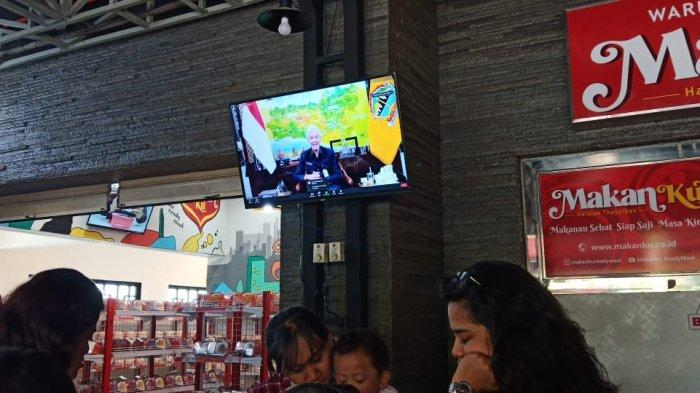 Launching Ransum Canggih Buatan Warga Solo, Gubernur Jateng Ganjar : BisaDipakai saat Ada Bencana