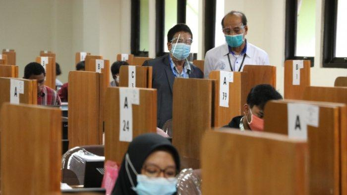 Tak Bawa Surat Rapid Test, Peserta UTBK UNS Asal Ngawi Tak Bisa IkutUjian
