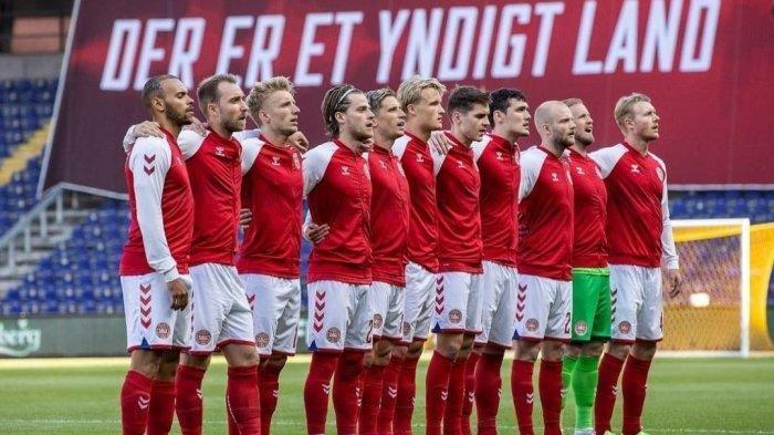 Drama Denmark di Euro 2020, Sempat Posisi Juru Kunci karena Kalah Dua Kali, Kini Lolos ke 16 Besar
