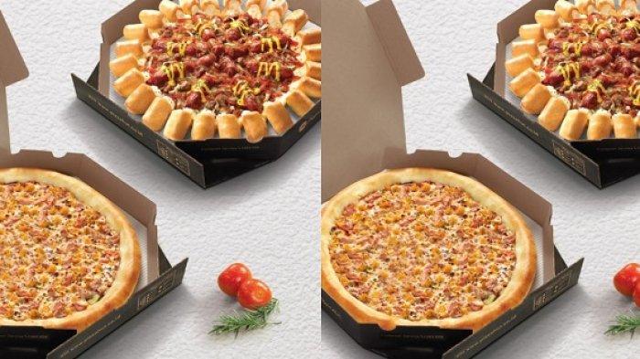 Pizza Hut, Richeese Factory, Burger King dan Hokben, Berikan Promo Menarik dalam Sambut HUT RI ke-75