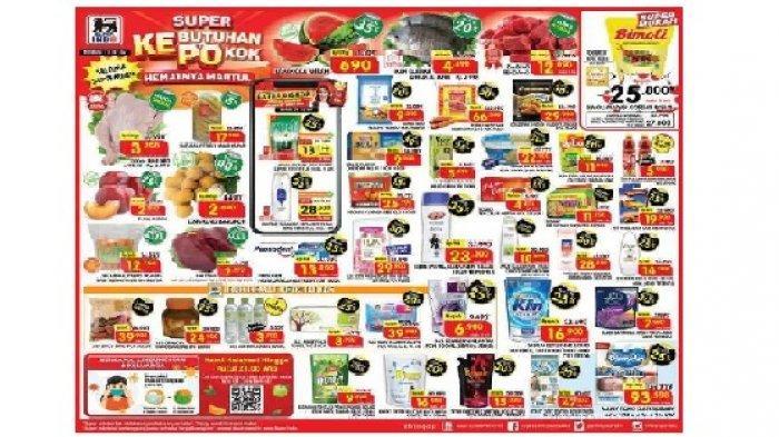 Promo Superindo Kamis 16 September 2021, Dapatkan Promo Buah-buahan hingga Minyak Goreng