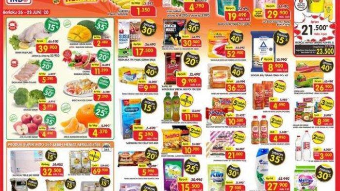 Promo Superindo Minggu 28 Juni 2020, Ada Promo Sabun Cuci hingga Buah-buahan Segar