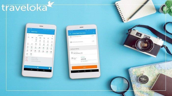 Hari Terakhir Promo Traveloka, Dapatkan Cashback hingga Rp 1 Juta untuk Pembelian Tiket Pesawat