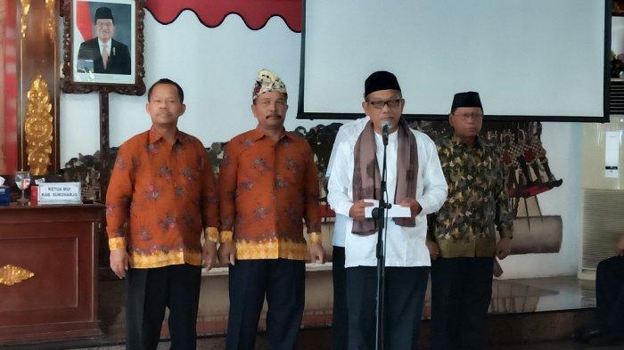 Forkompida Sukoharjo Gelar Doa Bersama Lima Agama Jelang Pelantikan Presiden