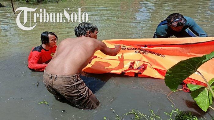 Tak Jadi Goreng Ikan, Pria Tawangsari Tewas Tenggelam, saat Menembak Buruan & Jatuh ke Sungai