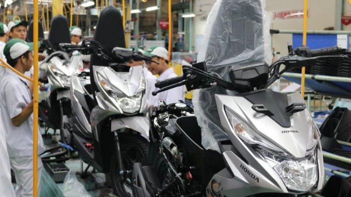 Wajah Baru Skutik New Honda BeAT eSP dan New Honda BeAT Street eSP, Agresif dan Sporty