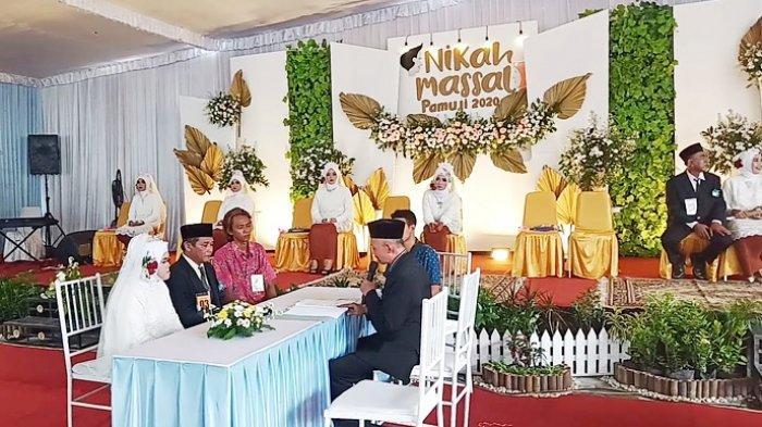 Wabah Corona Merebak, Bupati Sukoharjo Imbau Calon Pengantin Tunda Pesta Pernikahannya