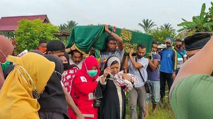 Keinginan Terakhir Gadis 15 Tahun Korban Sriwijaya Air, Minta Pakaian Serba Baru Sebelum Terbang