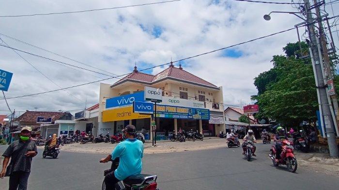 Begini Kondisi Pasar Pedan Klaten Paska Insiden Penyerangan, Aktivitas Pasar Berjalan Normal
