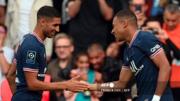 Hasil Liga Perancis : Messi Absen Karena Jet Lag, Paris Saint Germain Tetap Nyaman di Pucuk