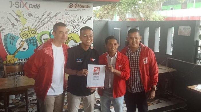 Gabung PSI, Politisi Muda yang Pernah Berseberangan Ini Langsung Ditunjuk Jadi Ketua DPW Sumbar