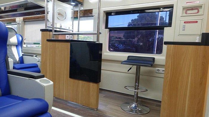 PT KAI Luncurkan Kereta Sleeper Luxury 2, Segini Harga Tiketnya