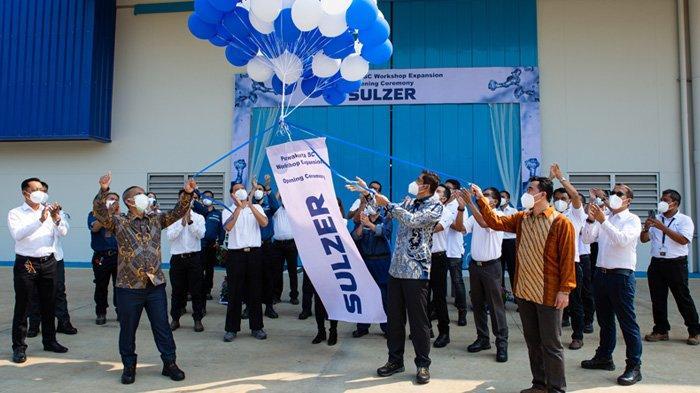 PT Sulzer Indonesia Resmikan Perluasan Workshop ke-4 di Purwakarta, Mantap Tambah Kapasitas Workshop
