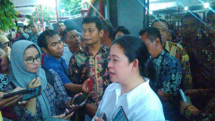 Menteri Puan Maharani Klaim Pemerintah Sudah Siap Jika Gunung Merapi Meletus