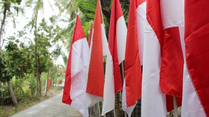 Bikin Geram Netizen, Petani Rekam Aksi Bakar Bendera Merah Putih Lalu Unggah ke FB, Kini Ditangkap
