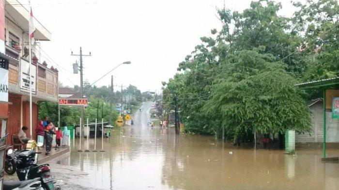 Banjir Landa Pracimantoro Wonogiri Setinggi 1 Meter, Puluhan Rumah hingga Lahan Pertanian Terendam