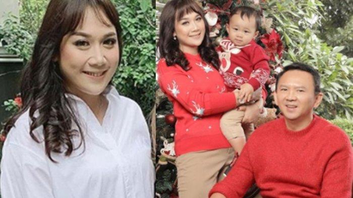 Foto-foto Keluarga Ahok di Hari Natal 2020, Puput Nastiti Makin Cantik di Tahun Kedua Sebagai Istri