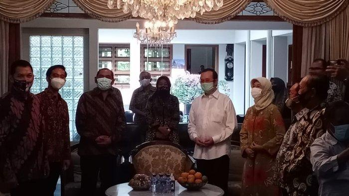 Pesan Achmad Purnomo untuk Gibran di Pilkada Solo 2020 : UMKM & Pariwisata Jadi Lebih Baik