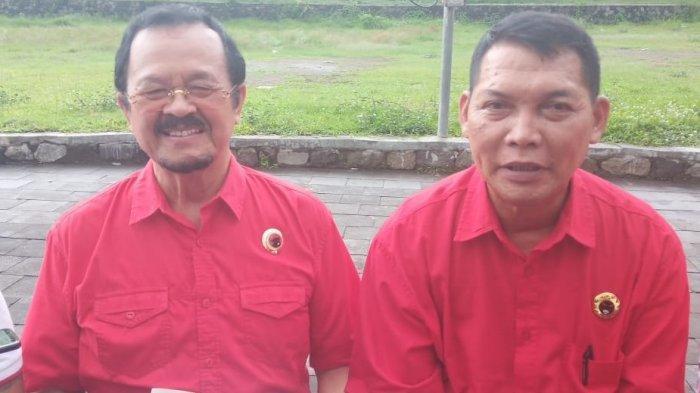 Seribuan Anggota Garuda Berikrar Dukung Purnomo-Teguh di Pilkada Solo, Teguh : Dapat Semangat Baru
