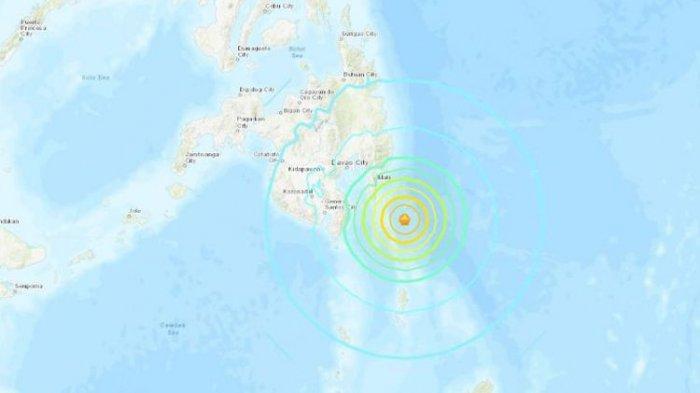 Pusat Peringatan Tsunami Pasifik Pastikan tak Ada Ancaman Tsunami di Indonesia Imbas Gempa Filipina