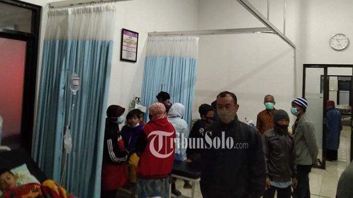 Geger Satu RT di Karangpandan Keracunan Takjil, Korban Anak dan Orang Dewasa Terus Bertambah