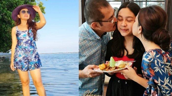 Putri Semata Wayang Genap 15 Tahun, Mayangsari Bagikan Potret Liburan ke Pantai Bareng Keluarga