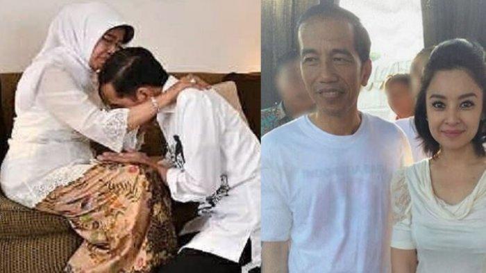 Jokowi Berduka Cita Ibunda Meninggal, Putri Patricia: Betapa Besar dan Berat Cobaanmu Sekarang Pak