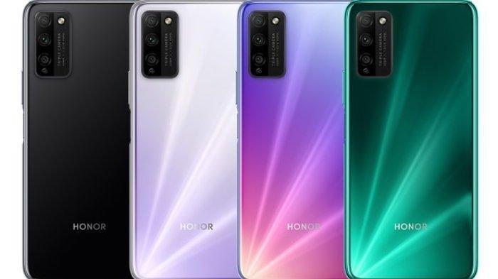Harga HP Honor 30 Lite Terbaru Juli 2020, Dijual Mulai Rp 3,4 Juta dan Ini Spesifikasi Lengkapnya