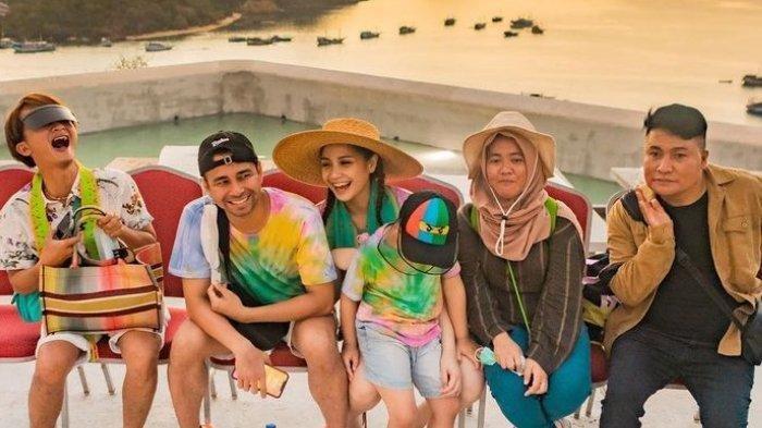 Raffi Ahmad Kaget Saat Tahu Penghasilan Endorse Para Asisten,Sensen Merry Ogah Bayar Biaya Manajemen