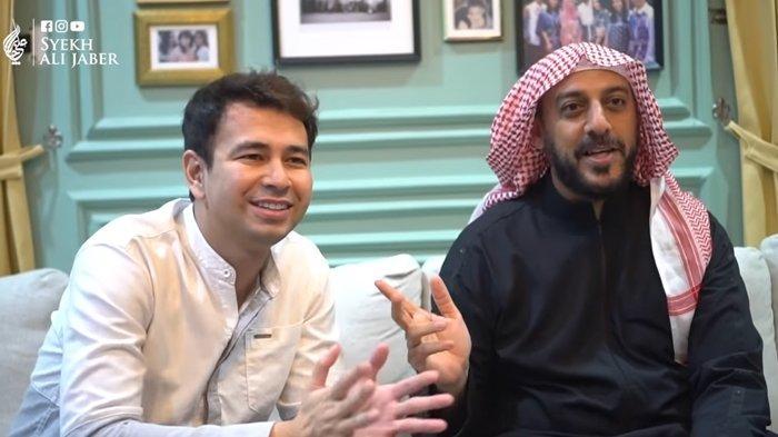 Sederet Artis Terkenal Berduka Atas Wafatnya Syekh Ali Jaber,Dari Deddy Corbuzier hingga Raffi Ahmad