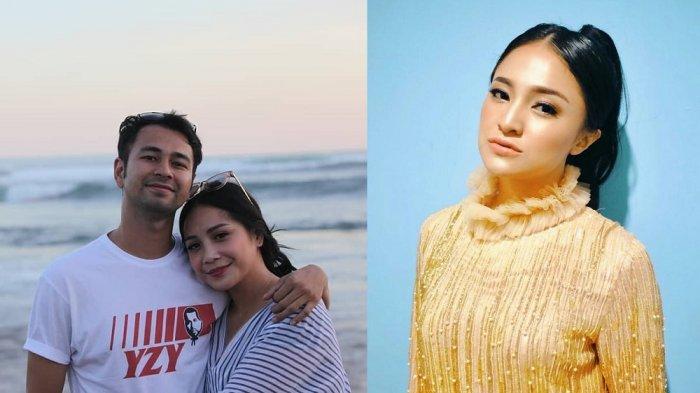 Pose Bareng Raffi Ahmad dan Nagita Slavina, Tatapan Marshanda Bikin Was-was, Ingatkan 'Yuni Pelakor'
