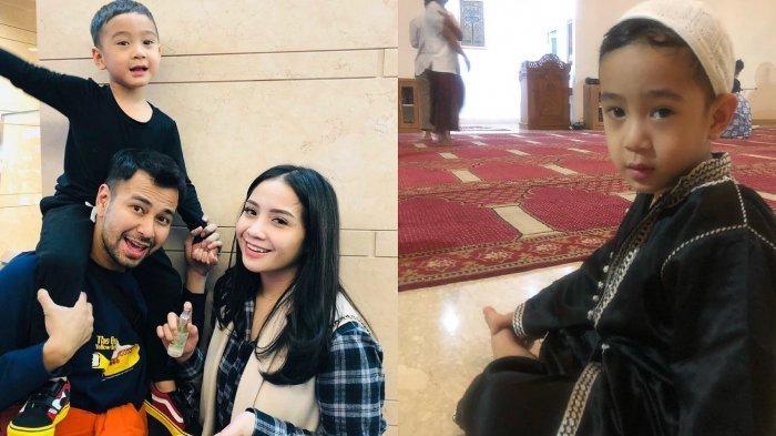 Usai Pamit dari Dunia Hiburan, Raffi Ahmad Beberkan Perasaannya saat Bersama Nagita dan Rafathar