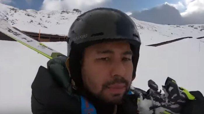 Begini Kondisi Terkini Raffi Ahmad Setelah Alami Kecelakaan saat Main Ski di Swiss