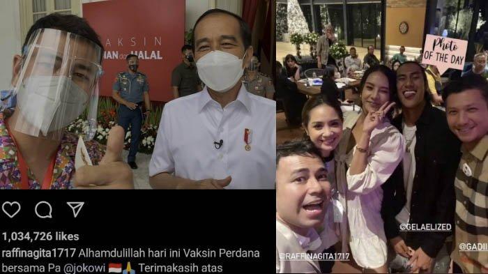 Raffi Ahmad Digugat Tidak Boleh Keluar Rumah Selama 30 Hari, Terkait Kasus Pesta Usai Divaksin
