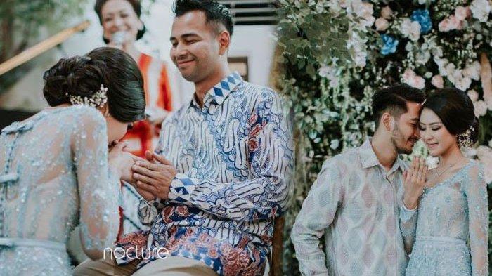 Bikin Haru, Raffi Ahmad Menangis di Pengajian Pra Pernikahan Adiknya