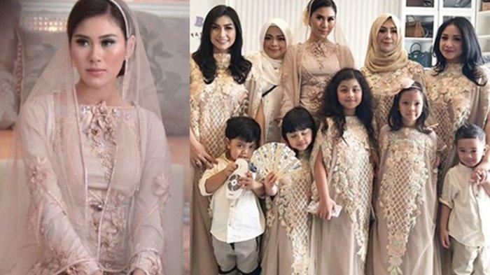 Nagita Sampai Menangis, Simak Foto-foto Momen Pengajian Syahnaz Sebelum Menikah 21 April