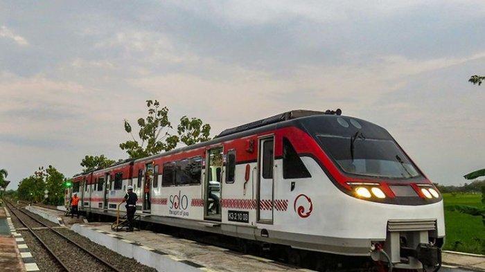 KA Railbus Bathara Kresna yang Membelah Jalanan Solo Berhenti Beroperasi, Begini Penjelasan PT KAI