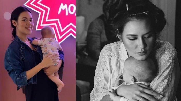 Raisa Mendongeng untuk Zalina Raine Wyllie, Caranya Bercerita ke Anak pun Tuai Perhatian