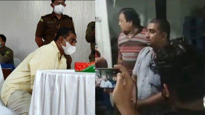 Nasib Rakesh Penjual Kopi Viral di Medan yang Protes Petugas saat Razia PPKM, Pasrah Terima Hukuman